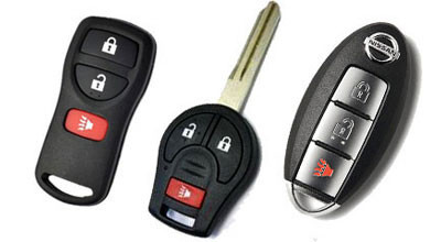 We Have Nissan Keys & Remotes