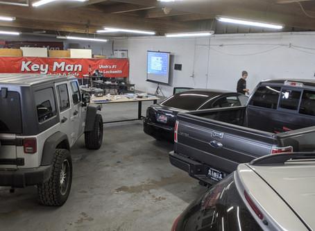 Automotive Locksmith Courses