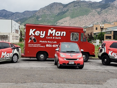 Key Man Lock & Safe Upgrades Fleet