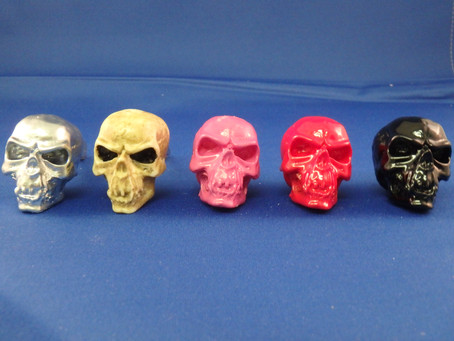 Key Man Lock & Safe Company Offers Custom Skull Keys For Motorcycles And Cars