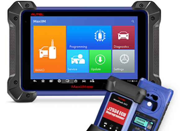 Autel MaxiIM IM608 Auto Key Programmer & Diagnostic Tool