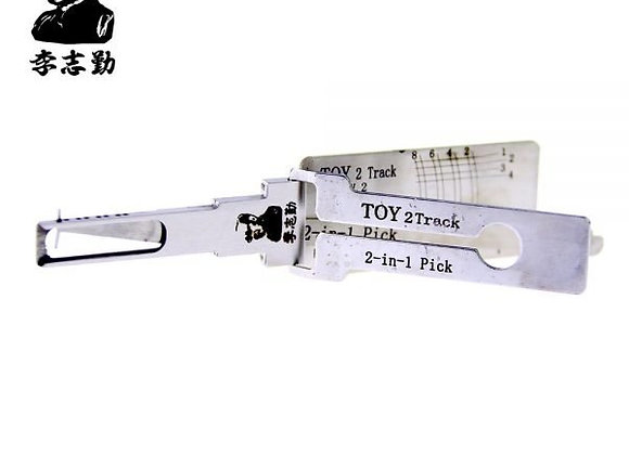 Genuine Lishi TOY2 2-in-1 v.3 / Pick & Decoder