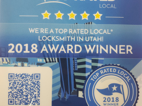Key Man Wins 2018 #1 In Utah Award