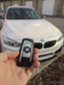 BMW Key Programming Key Man Lock & Safe