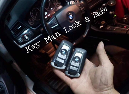We Make BMW Keys!