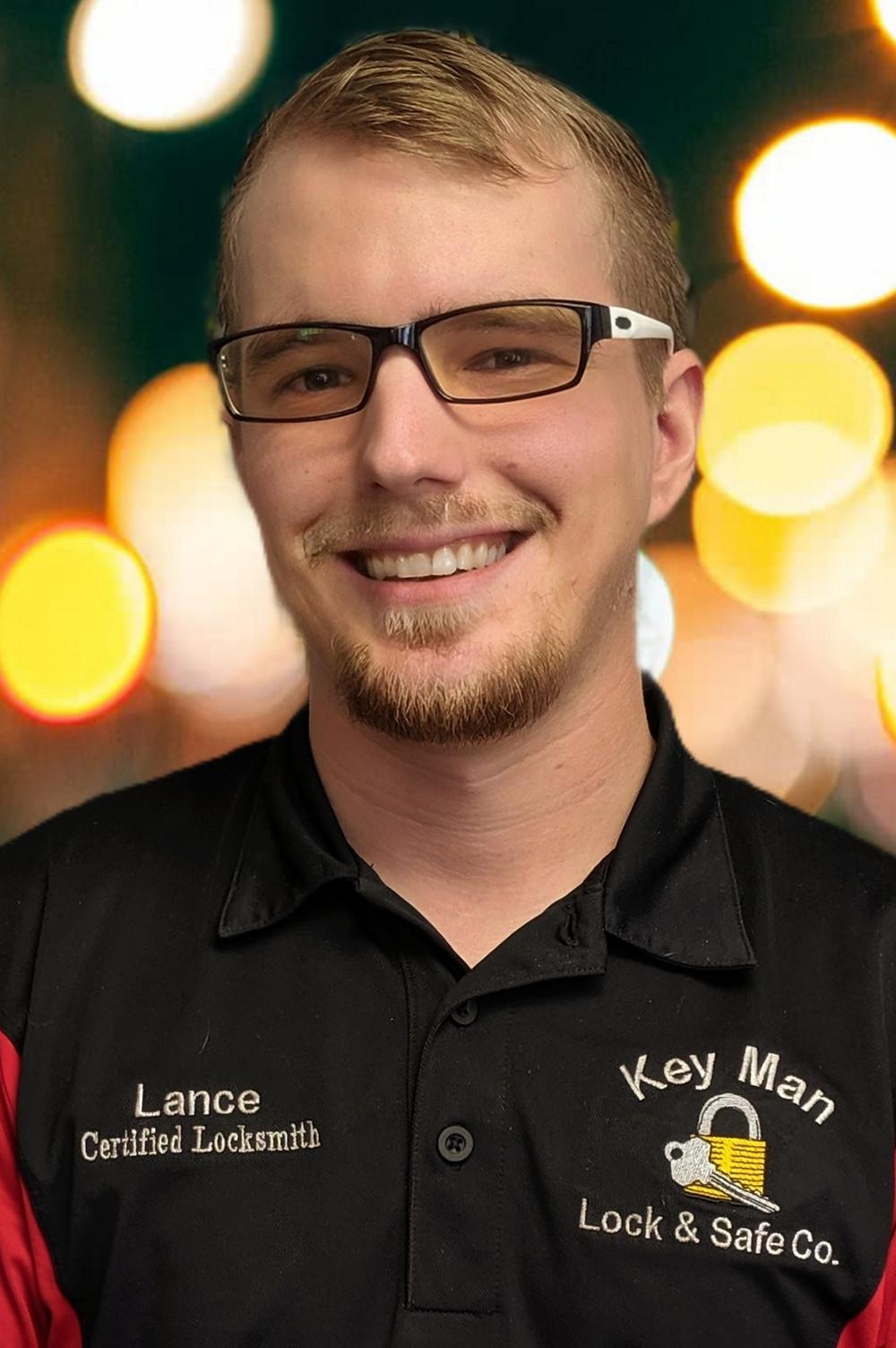 Lance Letteer, Master Locksmith Key Man   Lock & Safe Company