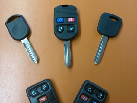 Affordable Ford Keys