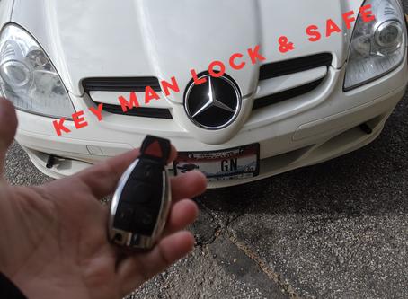 We Make Mercedes Keys