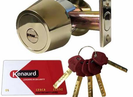 High Security Locks Greatly Increase Security
