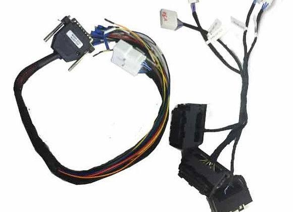 BMW ISN DME Clone Cable with Dedicated Adapters - B38 - N13 - N20 - N52 - N55 -