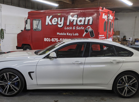 Lost Your BMW Keys?  Need a Spare?