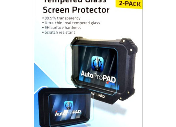 "AutoProPAD LITE 7"" Tempered Glass Screen Protector"