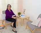 Lic. María Eugenia Luckert - Psicoterapeuta de Olas de Salud