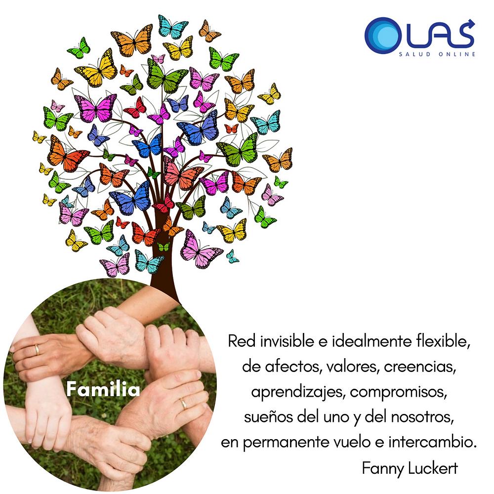 Día Internacional de la #Familia | @olasdesalud