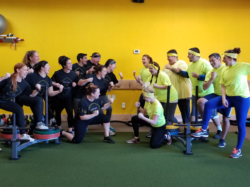 3 Valuable Life Lessons Learned From Our 5th Annual Warrior Games Challenge