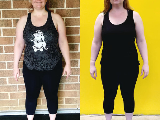 Stressed Out Busy Professional Mom, Overcomes Health Issues & Transforms for Her Family.