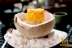 Mango Sticky Rice Smash