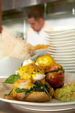 Thai Eggs Benedict