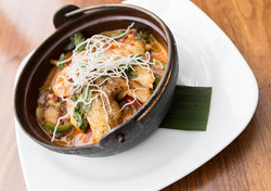 Red Curry Georges Bank Cod