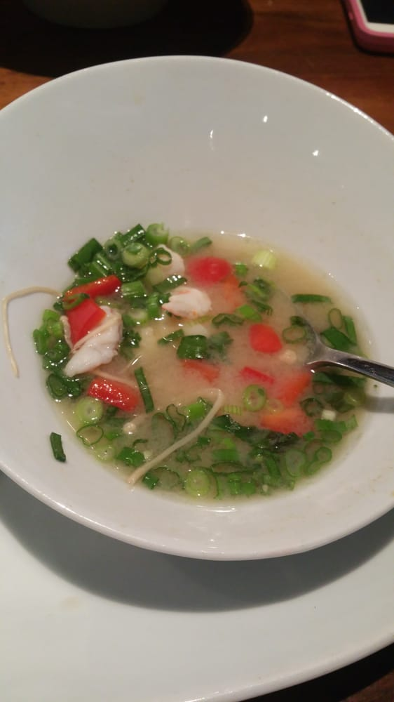 Lemongrass Soup
