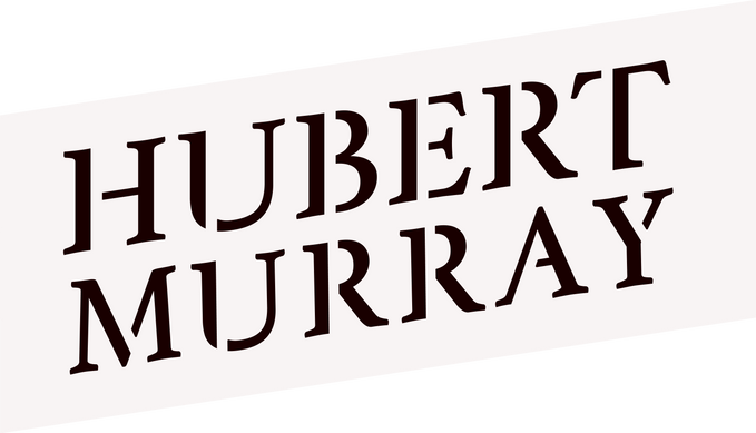 Hubert Murray. Logo. Music. Singer-Songwriter. Alt Roots