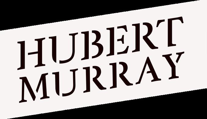 Hubert Murray. Logo. Music. Singer-Songwriter. Alt Roots
