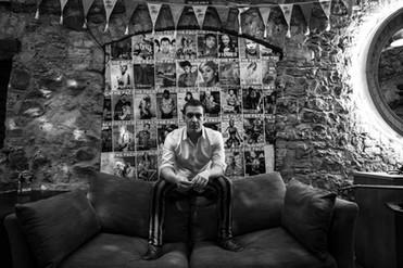 Hubert Murray - Singer-Songwriter at Joe Lee's, Tullamore.