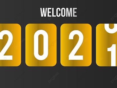 2021 ya está aquí!!!