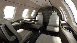 Cabine Cessna Citation M2