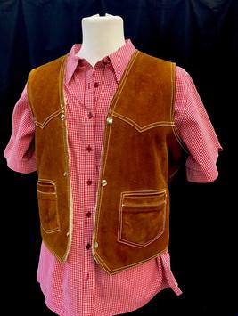Short sleeve wester shirt XL - Vest L.jp