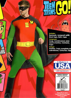 Robin Teen Titans.