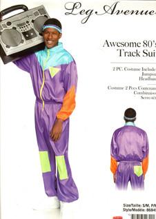 80s track suit men