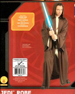 Jedi Robe Brown