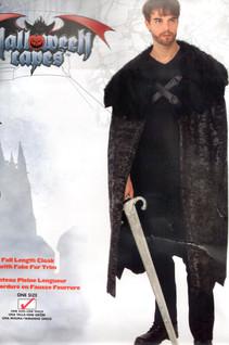 Dark Swordsman Cloak