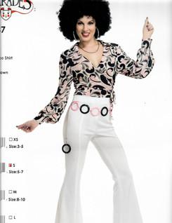 70's Hottie Disco Shirt