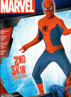 Spider-Man 2nd Skin