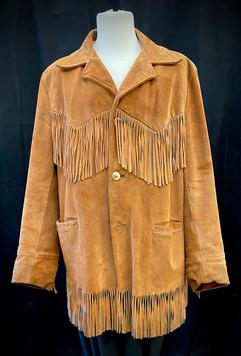 Western fringe jacket - Large.jpg