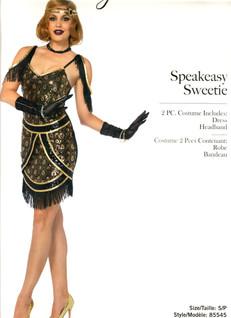 20's Speakeasy Sweetie