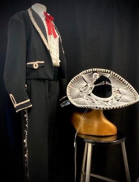 Mariachi Suit and Hat