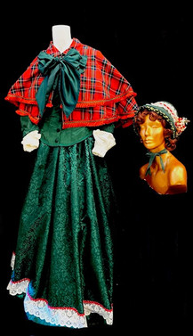 Caroler - various sizes/styles available