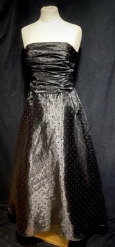 Chest 36 - Strapless black polka dot.jpg