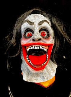 The Smiler Mask