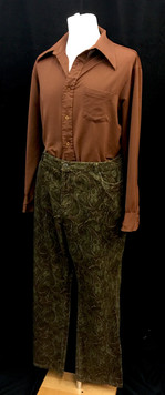 Shirt - Large, paisley pants - 36.jpg