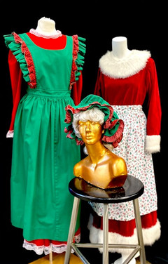 Mrs. Claus - various sizes available_