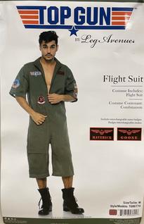 Top Gun Flight Suit short