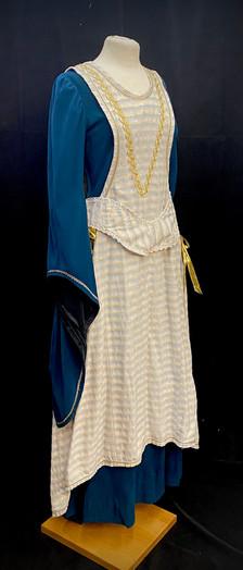 Chest 34 Waist 27 gothic dress chest 38-