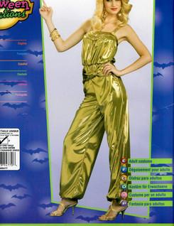 Solid Gold Diva