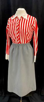 Shirt Med - Skirt 30-36 adjustable elast