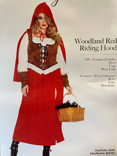 Red Riding Hood plus