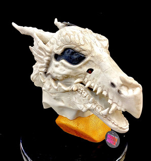 Dragon Skull with movable mouth